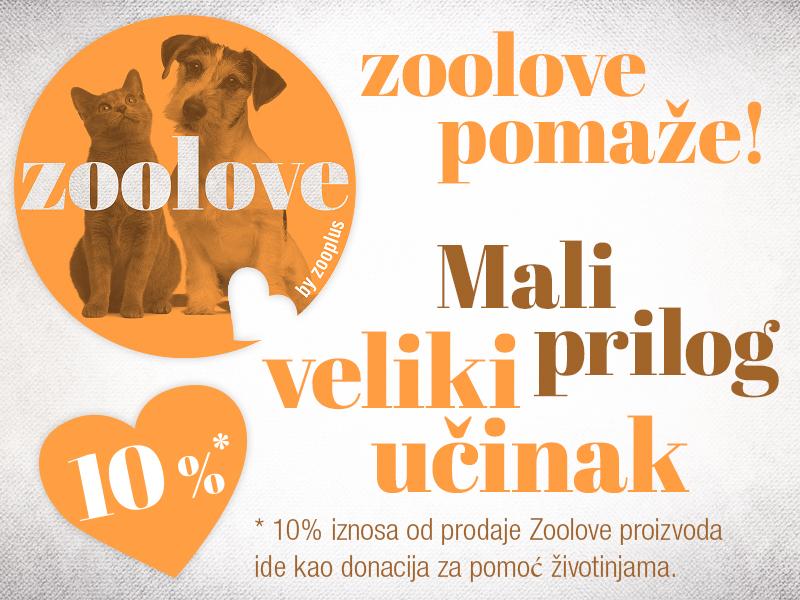 ZOOLOVE BY ZOOPLUS – Noina arka dobiva donaciju